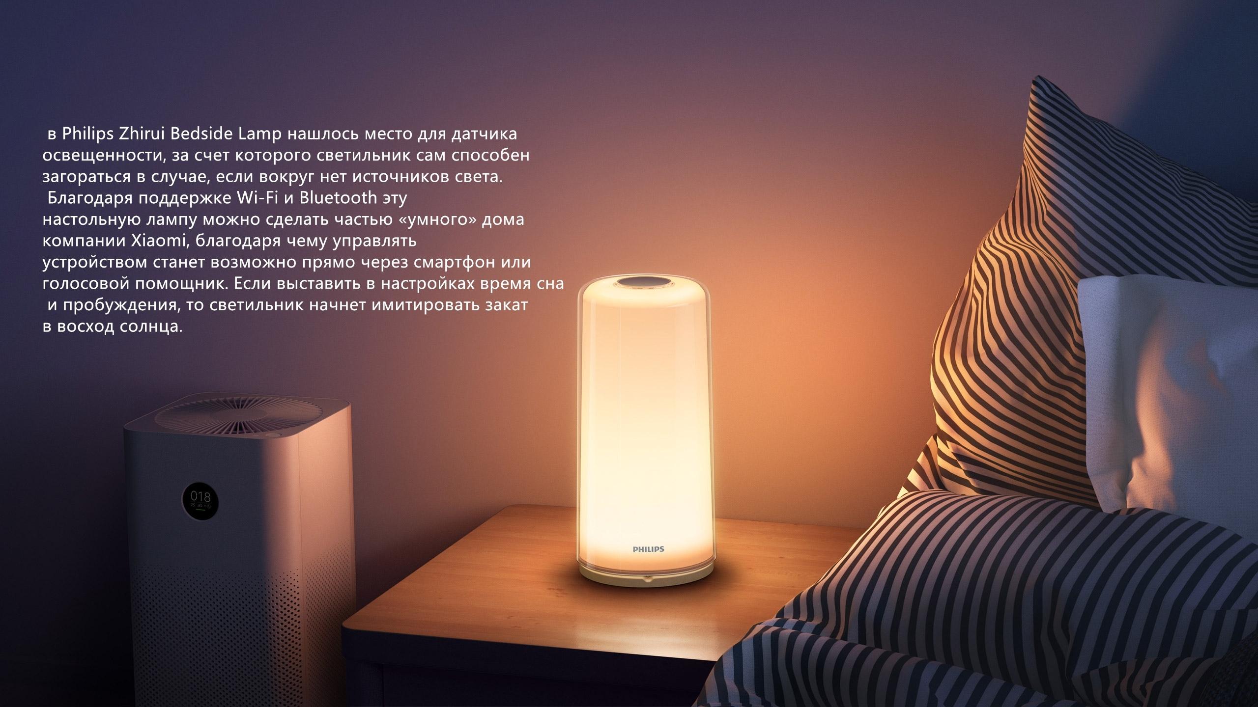 Купить настольную лампу в Москве